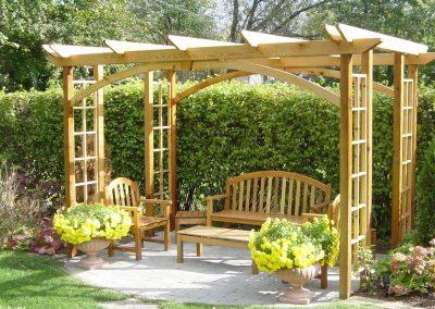 wooden-garden